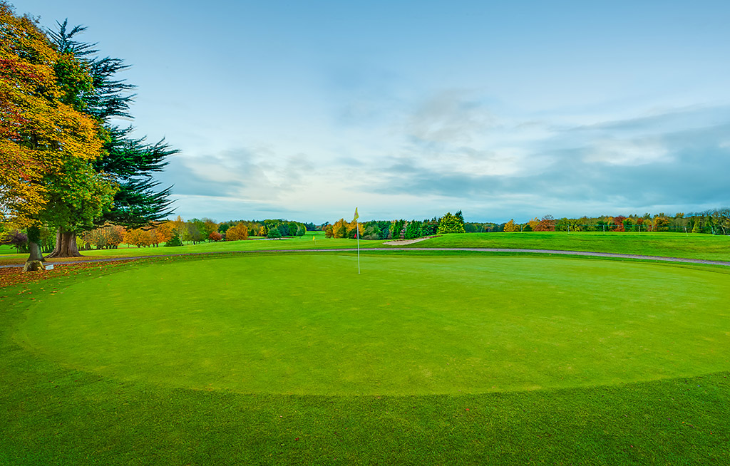 Ballykisteen Hotel Golf Course
