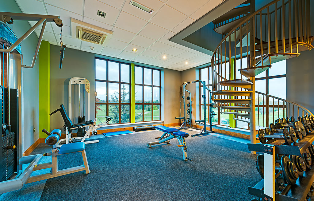 Ballykisteen Hotel Gym