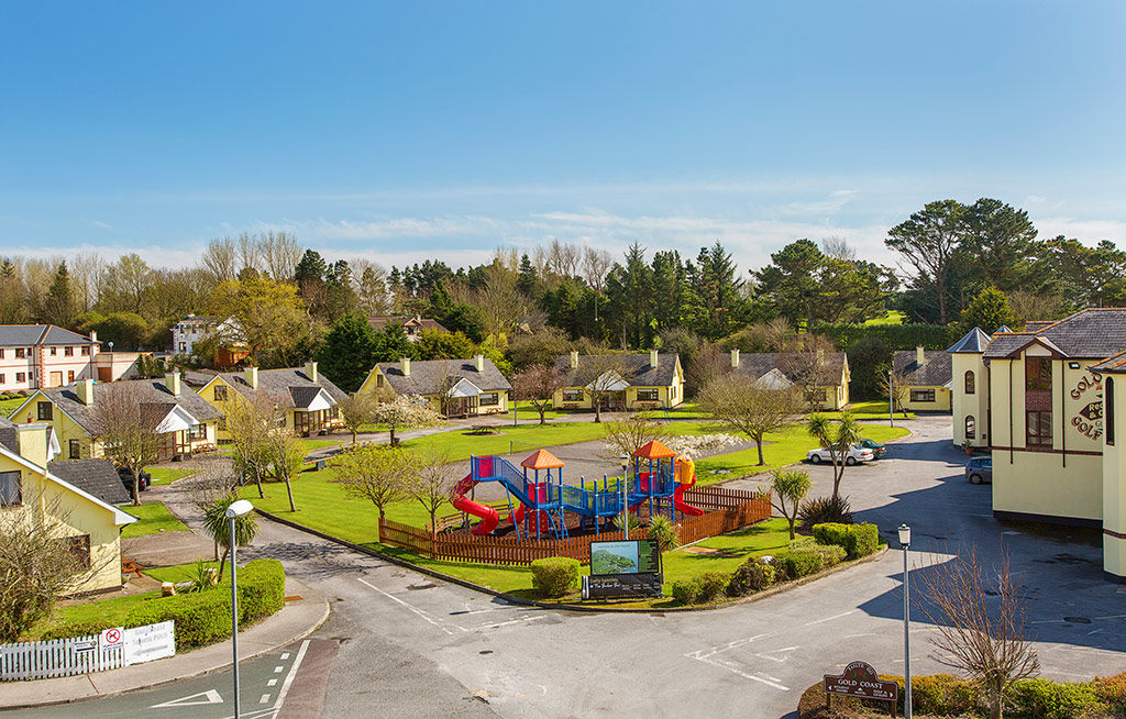 gold coast golf playground dungarvan waterford