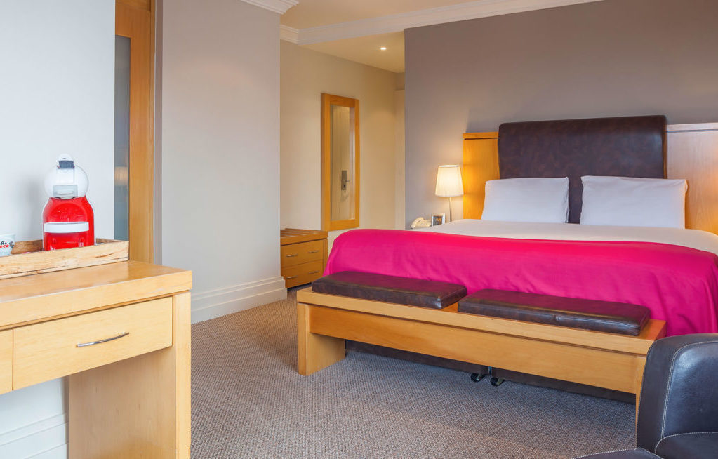 prince of wales double room