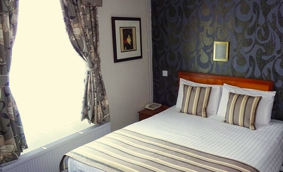 Aston Court Hotel interior room
