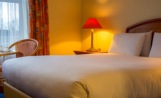 Lady Gregory Hotel Gort Galway interior room