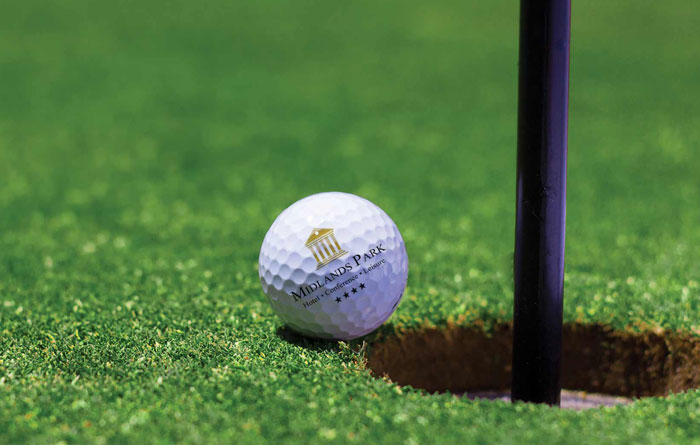 midlands park hotel golf course offers