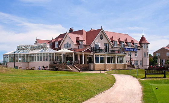 North Shore Hotel exterior Skegness