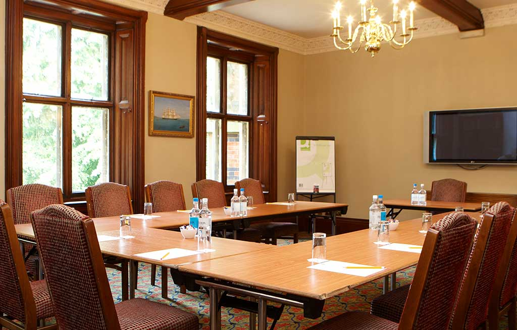 Brownsover Hall Hotel meeting room