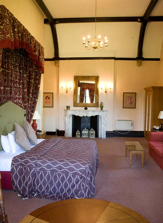 Brownsover Hall Hotel Wedding Suite